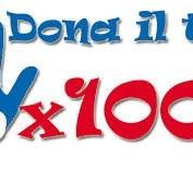 """""""SOSTIENI IL TERRITORIO"""" DONA IL 5X1000"""