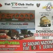 12° RADUNO NAZIONALE FIAT 500 E DERIVATI